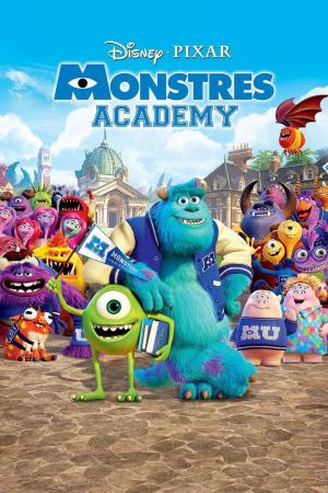 Affiche Monstres Academy