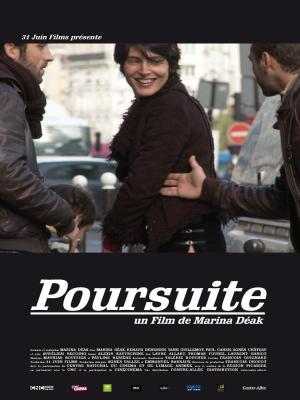 Affiche Poursuite
