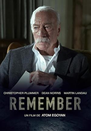 Affiche Remember
