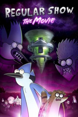 Affiche Regular Show: The Movie