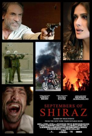 Affiche Septembers of Shiraz