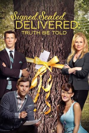 Affiche Signed, Sealed, Delivered: Truth Be Told