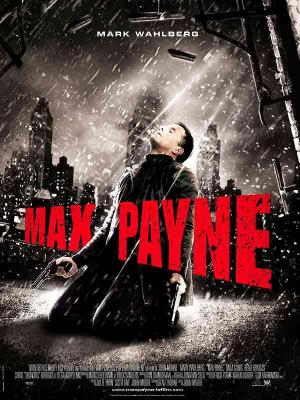 Affiche Max Payne