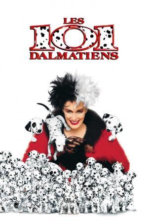 Affiche Les 101 Dalmatiens, le film