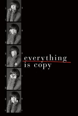 Affiche Everything Is Copy