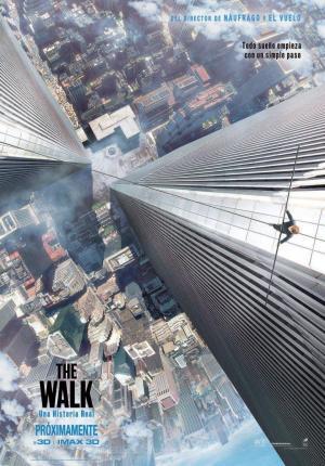 Affiche The Walk : Rêver plus haut