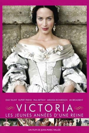 Affiche Victoria : les jeunes années d'une reine