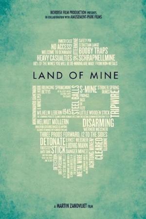 Affiche Land of Mine