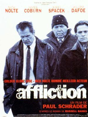 affiche Affliction