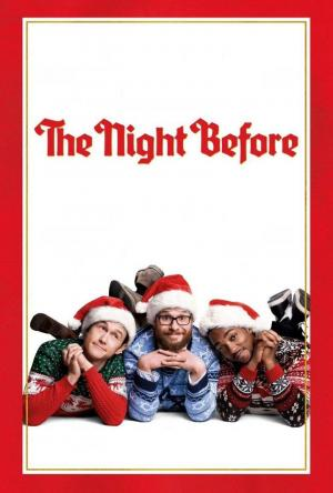 Affiche The Night Before