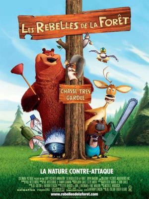 Affiche Les Rebelles de la forêt