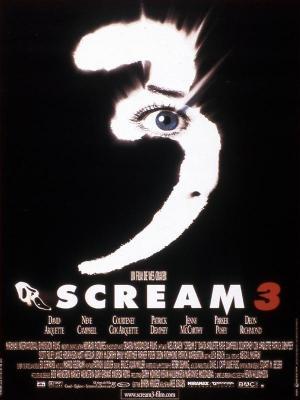 Affiche Scream 3