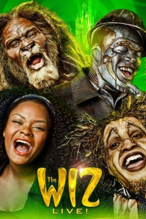 Affiche The Wiz Live!