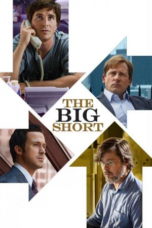 Affiche The Big Short : le Casse du siècle