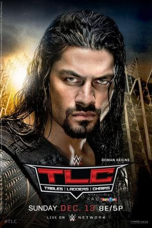 Affiche WWE TLC: Tables, Ladders and Chairs 2015
