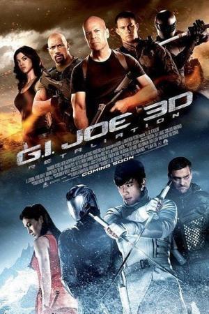 affiche G.I. Joe 3