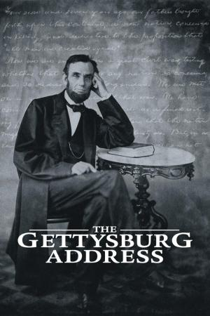 Affiche The Gettysburg Address