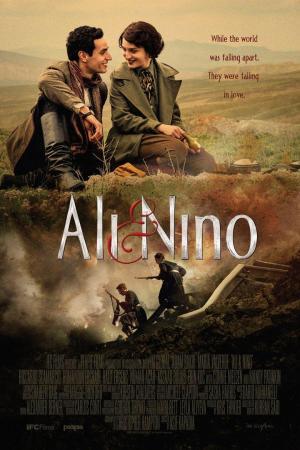 Affiche Ali and Nino