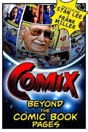 Affiche COMIX: Beyond the Comic Book Pages