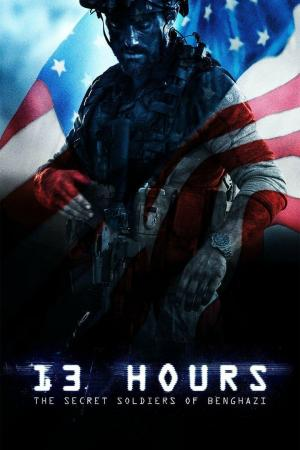affiche 13 Hours