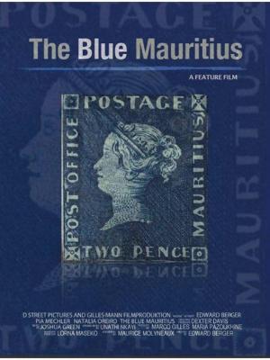 affiche The Blue Mauritius