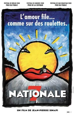 Affiche Nationale 7