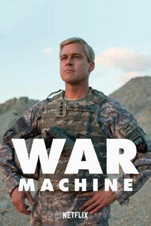 affiche War Machine