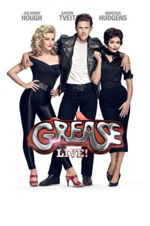 affiche Grease Live
