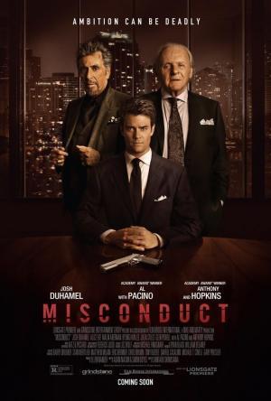 Affiche Misconduct