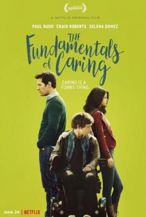 Affiche The Fundamentals of Caring
