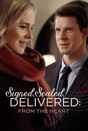 Affiche Signed, Sealed, Delivered: From the Heart