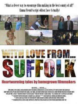 affiche With Love From... Suffolk
