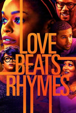 affiche Love Beats Rhymes