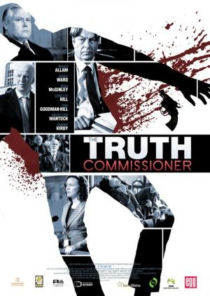 Affiche The Truth Commissioner