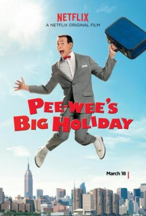 Affiche Pee-wee's Big Holiday