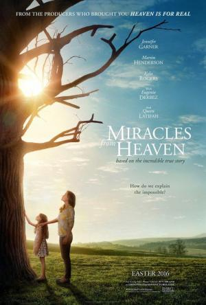 Affiche Miracles from Heaven
