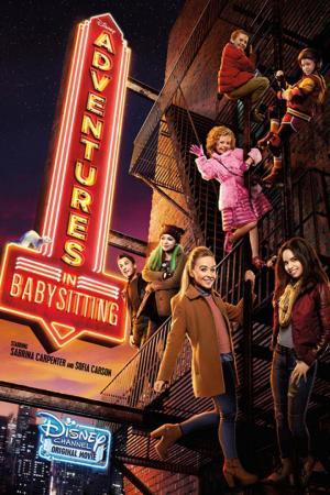 Affiche Babysitting Night