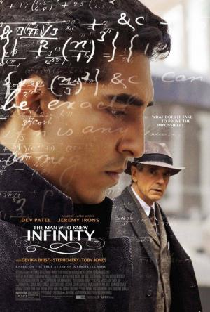 Affiche The Man Who Knew Infinity
