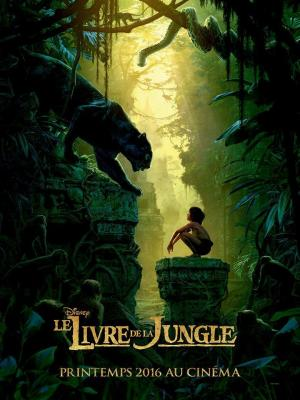Affiche Le Livre de la Jungle