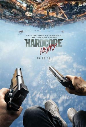 Affiche Hardcore Henry