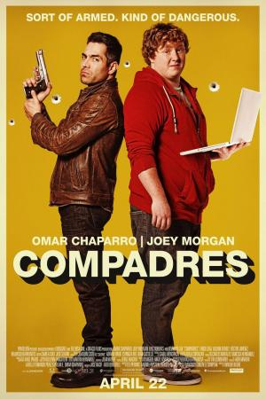 Affiche Compadres