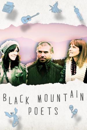 Affiche Black Mountain Poets