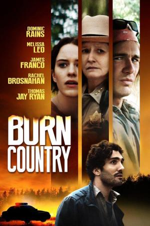 Affiche Burn Country
