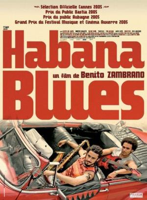 Affiche Habana Blues