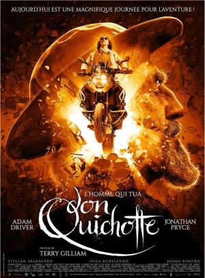Affiche The Man Who Killed Don Quixote
