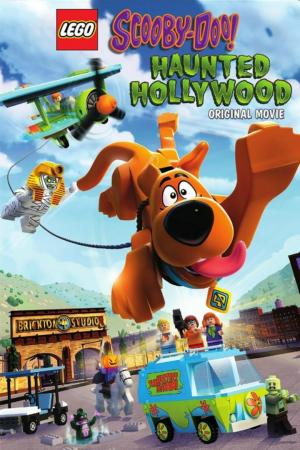 Affiche LEGO Scooby-Doo! : Le fantôme d'Hollywood