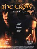 Affiche The Crow 3 Salvation