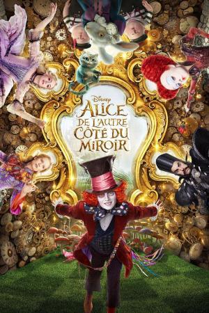 Affiche Alice de l'autre côté du miroir