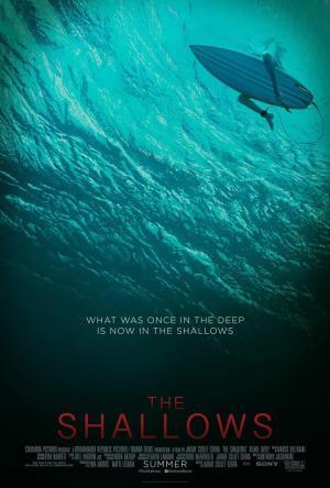 affiche Instinct de survie - The Shallows