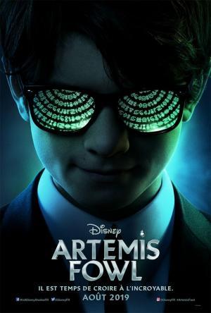 Affiche Artemis Fowl